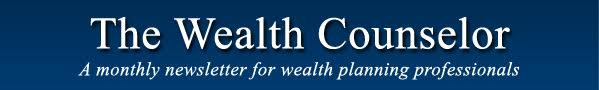 The Wealth Counselor